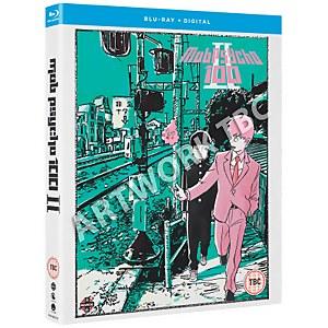 Mob Psycho 100: Season 2 Complete Episodes 1-12 + OVA