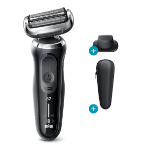 Braun Series 7 Master 70-N1200s Electric Shaver - Black
