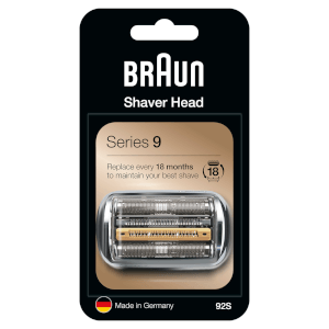 Series 9 92S Electric Shaver Head Replacement - Silver