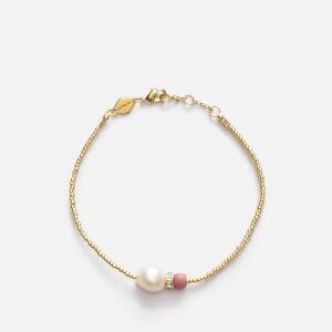 Anni Lu Women's Sun Dance Bracelet - Faded Rose