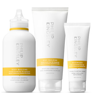 Philip Kingsley Body and Volume Bundle (Worth £60.00)