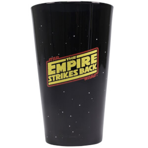 Star Wars The Empire Strikes Back Glass