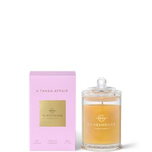 Glasshouse Fragrances ATahaaAffairCandle 60g