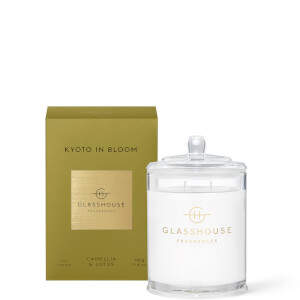 Glasshouse Kyoto in Bloom Candle 380g