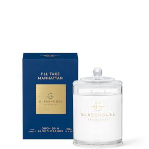 Glasshouse I'll Take Manhattan Candle 380g