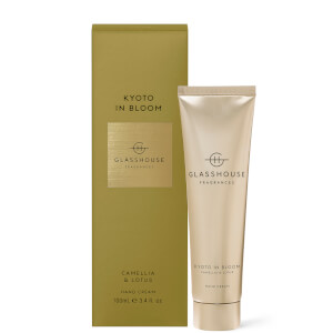 Glasshouse Fragrances Kyoto In Bloom Hand Cream 100ml