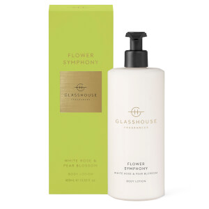 Glasshouse Flower Symphony Body Lotion 400ml