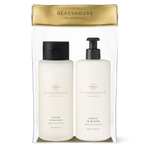 Glasshouse Kyoto in Bloom Body Duo 2 x 400ml