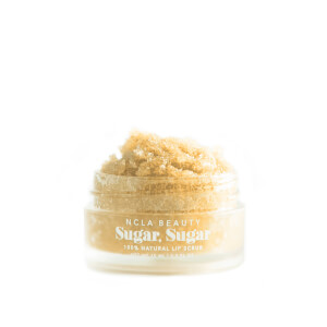 NCLA Beauty Sugar Sugar Almond Cookie Lip Scrub 15ml