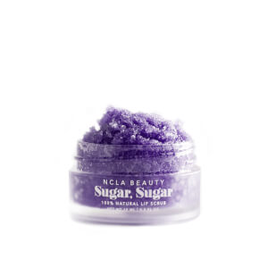 NCLA Beauty Sugar Sugar Lavender Lip Scrub