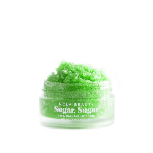 NCLA Beauty Sugar Sugar Matcha Tea Lip Scrub