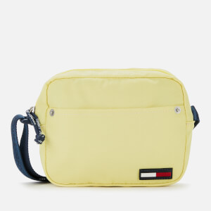 Tommy Jeans Women's Campus Girl Crossover Bag - Frozen Lemon