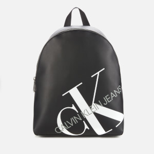 Calvin Klein Jeans Women's Logo Backpack - Black