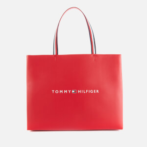 Tommy Hilfiger Women's Shopping Bag - Barbados Cherry