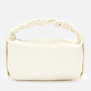 Alexander Wang Women's Scrunchie Small Bag - White