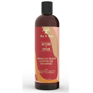 As I Am Jamaican Black Castor Oil Shampoo