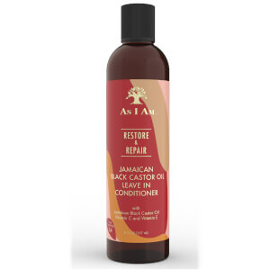 As I Am Jamaican Black Castor Oil Leave in Conditioner
