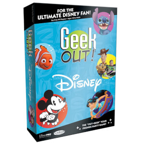 Disney Geek Out! Board Game