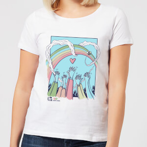 Cash For Kids Charity Women's T-Shirt - White