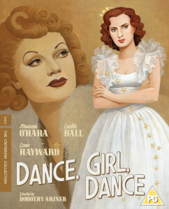 Dance, Girl, Dance - The Criterion Collection