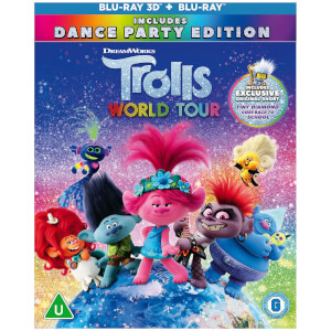 Trolls World Tour - 3D (Includes 2D Blu-ray)
