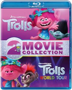 Les Trolls & Les Trolls 2 - Tournée mondiale (2D +3D)