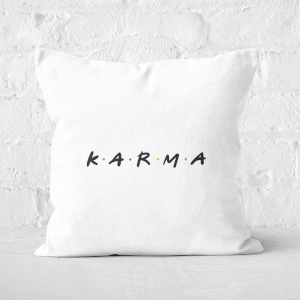 Karma Square Cushion