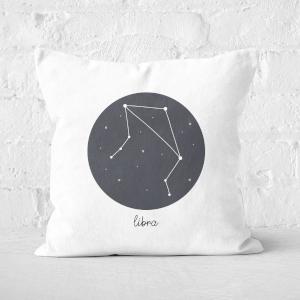 Libra Square Cushion