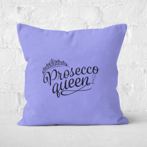 Prosecco Queen Square Cushion