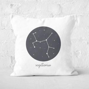 Sagittarius Square Cushion
