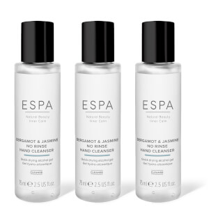 ESPA No Rinse Hand Cleanser Trio (Worth £18.00)