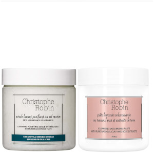 Christophe Robin Medium Haircare Duo
