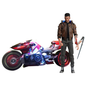 PureArts Cyberpunk 1:6 V Male and Yaiba Kusanagi Set