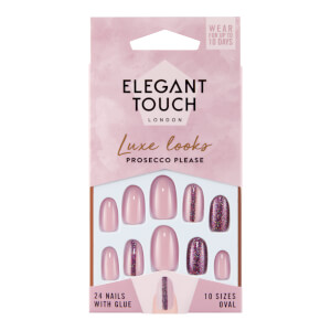 Elegant Touch Luxe Looks Prosecco Please Nails