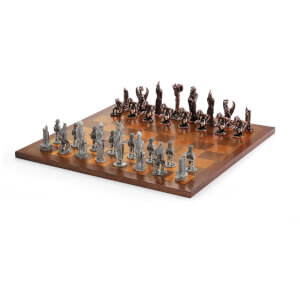 Royal Selangor Lord of the Rings Chess Set - War of the Rings