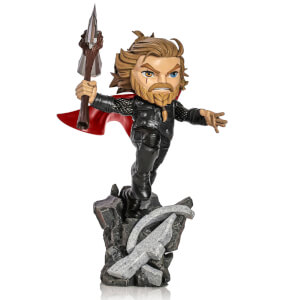 Iron Studios Avengers Endgame Mini Co. PVC Figure Thor 21 cm