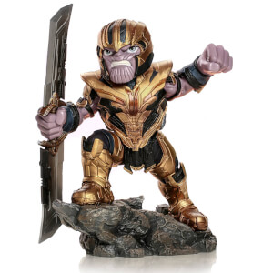 PVC Figur Iron Studios Avengers Endgame Mini Co. Thanos 20 cm