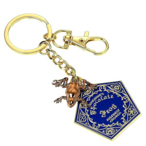 Harry Potter Chocolate Frog Keyring