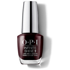 OPI Infinite Shine Stick to Your Burgundies Nail Varnish 15ml