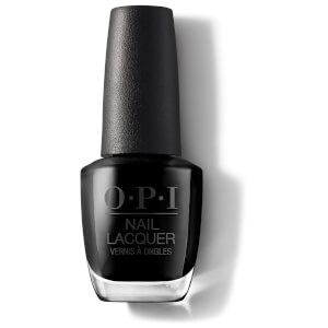 OPI Black Onyx Nail Lacquer 15ml