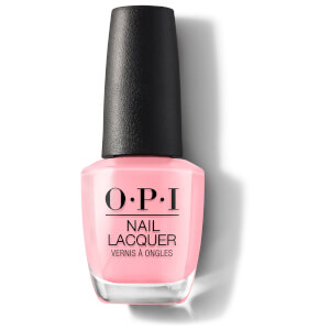 OPI I Think in Pink Nail Lacquer 15ml