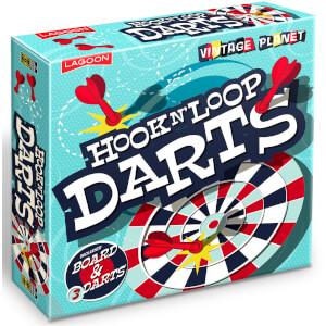 Hook and Loop Darts Game