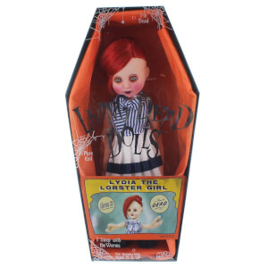 Mezco Living Dead Dolls Series 30 Variant - Lydia the Lobster Girl 10 Inch Doll