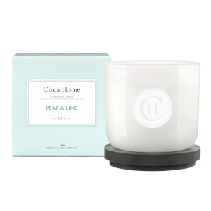 Circa Home Pear and Lime Classic Candle 260g