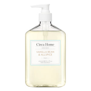 Circa Home Vanilla Bean and All Spice Hand Wash 450ml