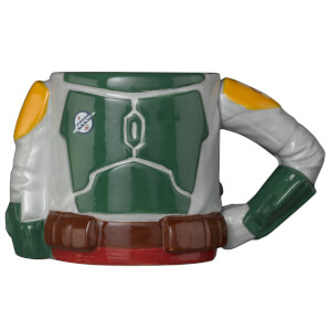Meta Merch Star Wars 3D Boba Fett Arm Mug