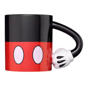Meta Merch Disney Mickey Mouse Arm Mug