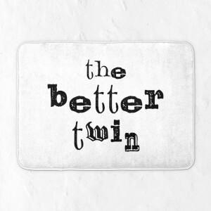 The Better Twin Bath Mat