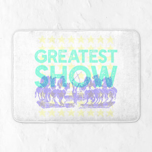 Greatest Show Bath Mat