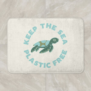 Keep The Sea Plastic Free Bath Mat
